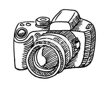 stock-illustration-20998085-digital-camera-sketch